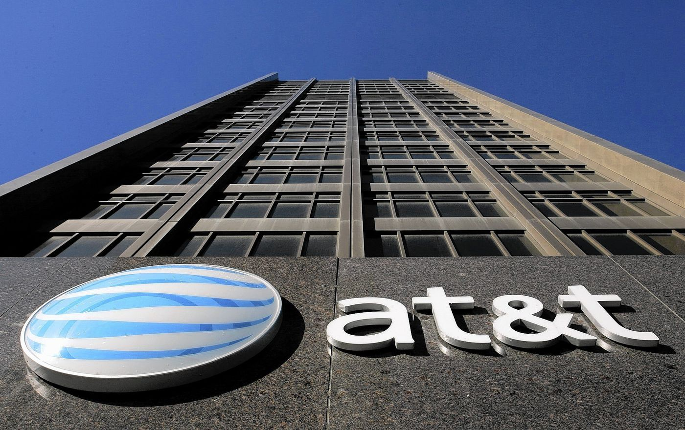at&t office of the president