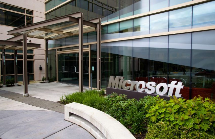 Microsoft Corporate Address