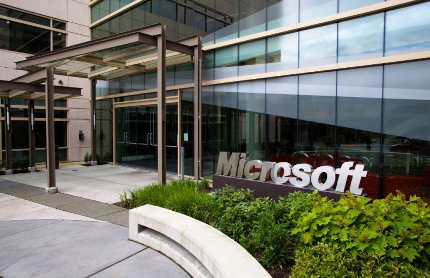 Microsoft Corporate Address