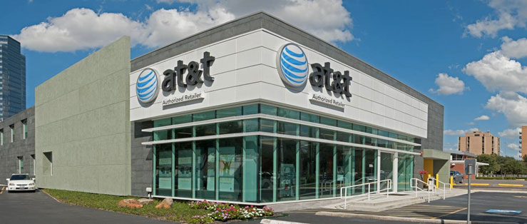at&t corporate locations
