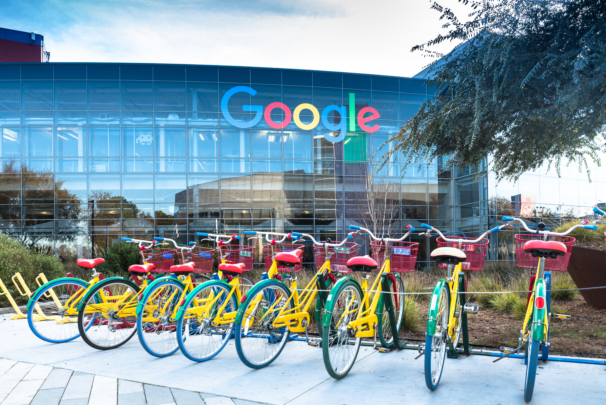 google headquarters in india