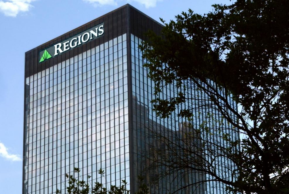 Regions Bank Head Office