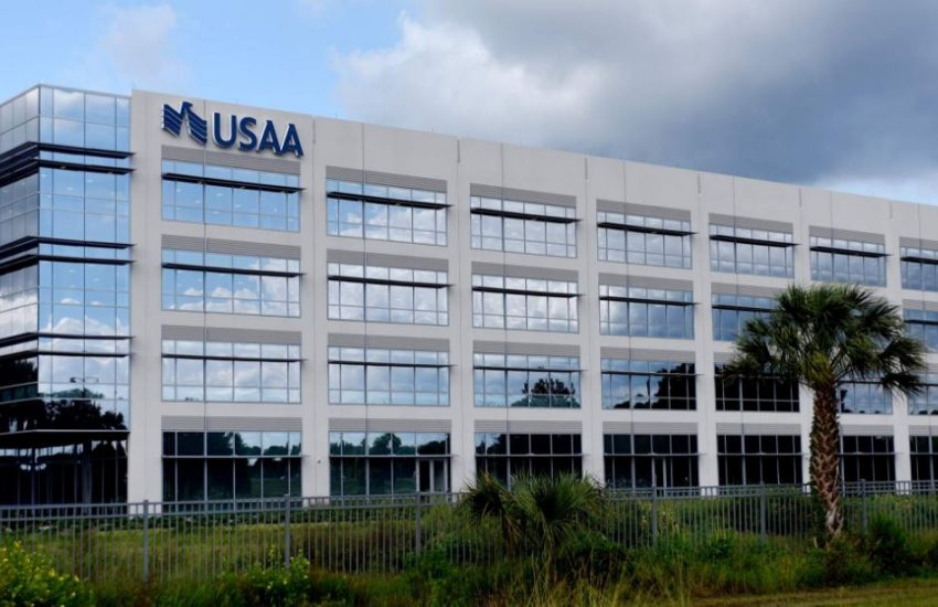 usaa bank address