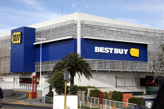 best buy corporate office address