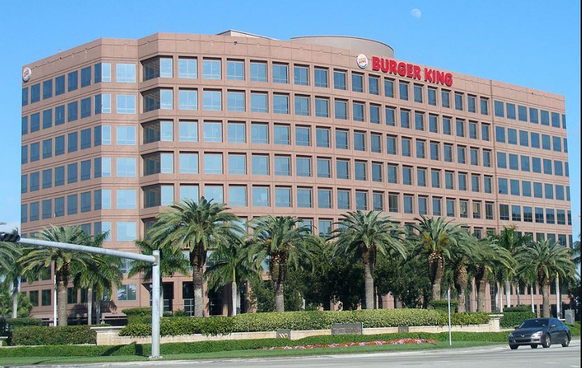 burger king headquarters