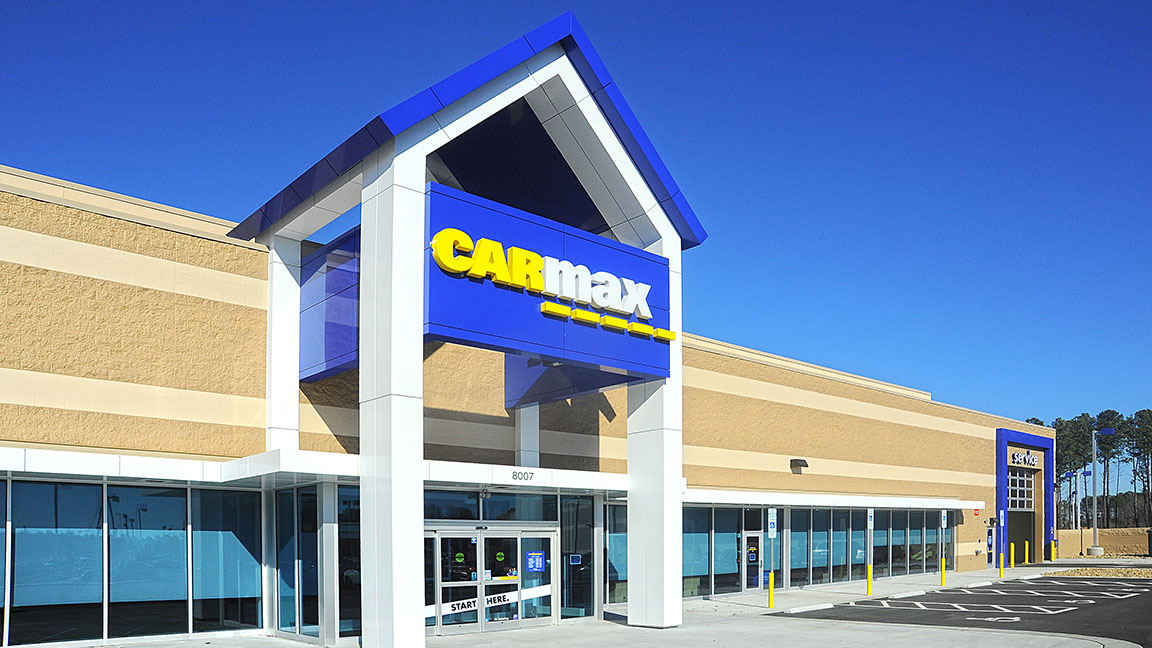 carmax phone number
