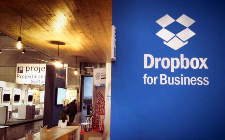 dropbox location