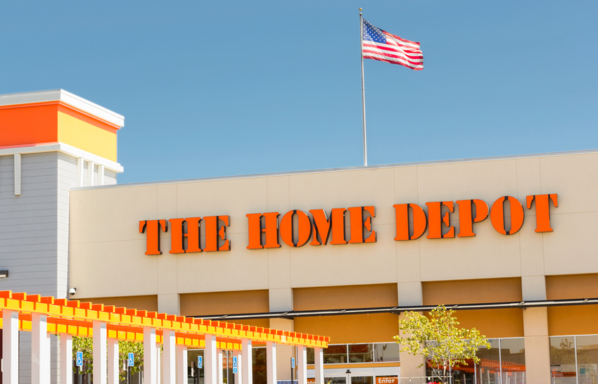 home depot holiday hours