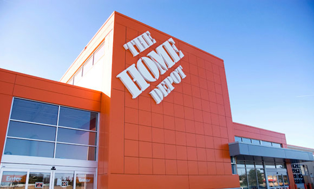 home depot customer service email