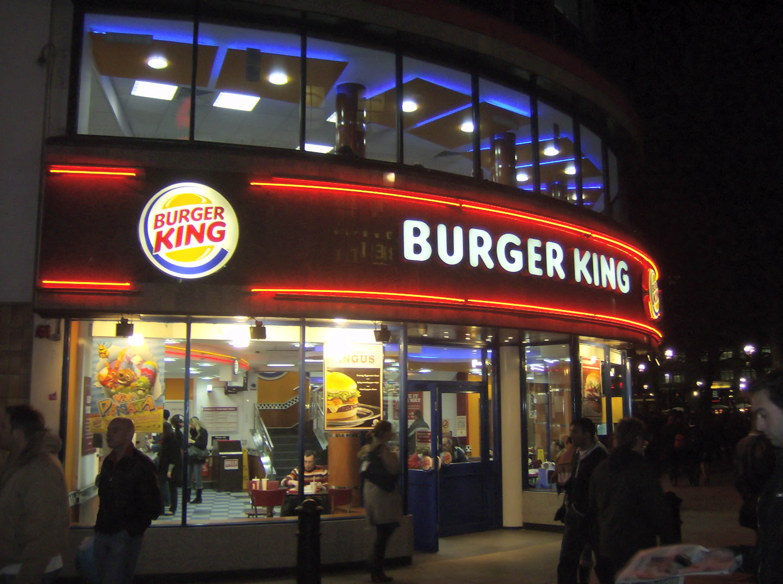 burger king headquarters address
