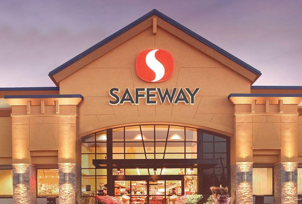 Safeway corporate address
