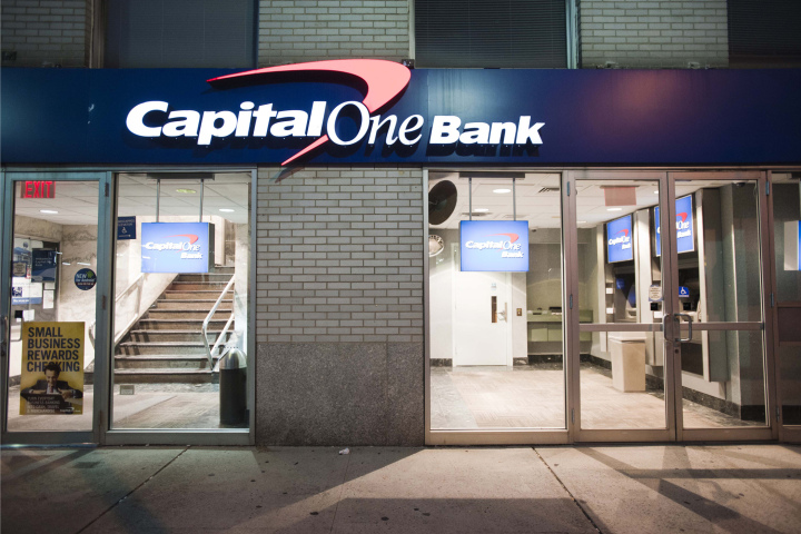 Capital one headquarters address