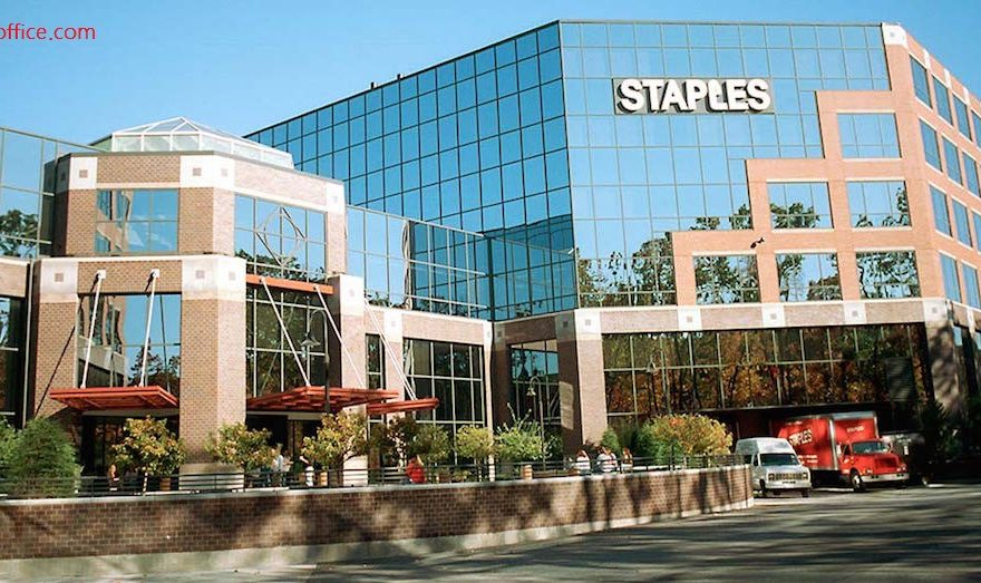staples-headquarters- address