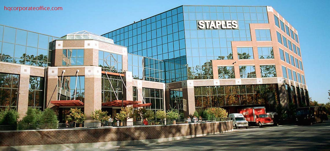 Staples Headquarters Address & Corporate Office Phone Number
