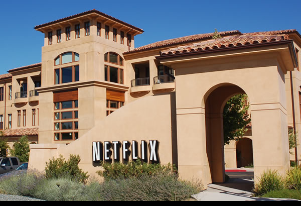 netflix corporate office phone number