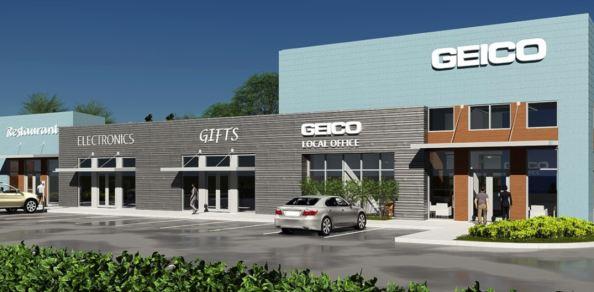 Geico Headquarters info