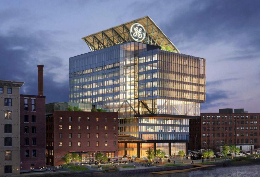 General Electric headquarters