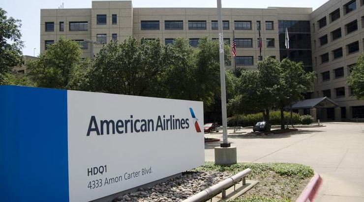 american airline headquarters