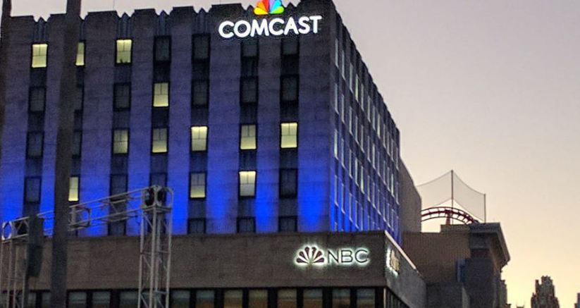 comcast headquarters address